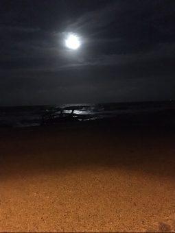 'Bad Moon' Over the Atlantic