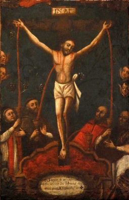 Praying The Precious Blood Litany